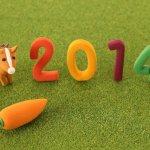 2014年、今年もありがとうございました!