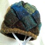 大地のバスケット編み帽、公開しました!【追記あり】