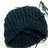 『ろくまる』スヌードひとたま編み切り!ましたよー