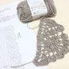 100均毛糸『ひつじちゃんナチュラル』で作るネックウォーマーは、とてもワイルド~~。