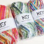 やったー!ついにマルティナさんのOpal毛糸を購入してしまったー!