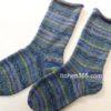 【完成】マルティナさんの『平和の靴下』完成しました~!もー感激☆