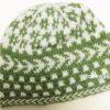 【完成】毛糸だま No.173(p17)のニット帽:制作メモ!