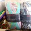 初めて海外ショップで毛糸を買ってみた!届いた!というお話。