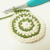 かぎ針編みを色替えしながら輪で編んだ時の『段ズレ』をなんとかしたいテスト。