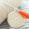 結局、素材がイイとシンプルな編地に落ち着くパターンなのですorz