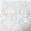 暮しの手帖(91号)の葉っぱ模様の手袋(3):5回ほどいて完全習得!『46段目の怪』解決しました!