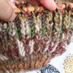 ブリオッシュ編みでお帽子作ろうと思う!