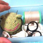 携帯用お裁縫箱を新調しました♪