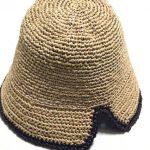 【完成】クラフトクラブの帽子